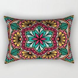 Mandala Rectangular Pillow
