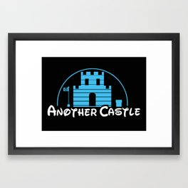 Another Castle Framed Art Print