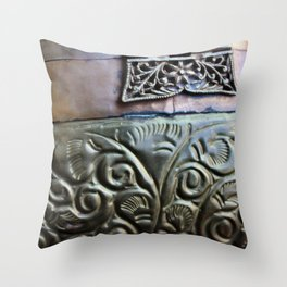 Morgana Throw Pillow