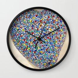 Lentejuelas OS Wall Clock