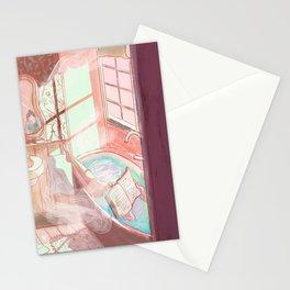 Sunday Bath Stationery Cards