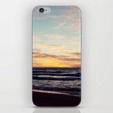 Lake Erie Sunset II iPhone & iPod Skin