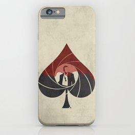 Casino Royale Minimalist iPhone Case