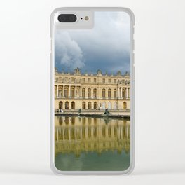 Versailles 15 Clear iPhone Case