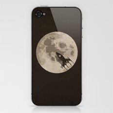 Around the Moon iPhone & iPod Skin