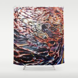 Refrincept Shower Curtain