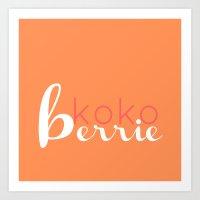 kkbp2 Art Print