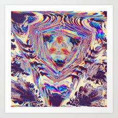 Enthrall Art Print
