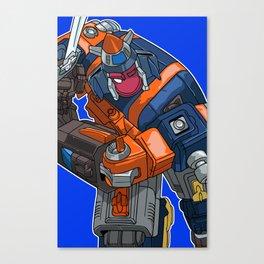 FUTRON THREE Canvas Print