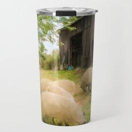 Little Sheep Travel Mug