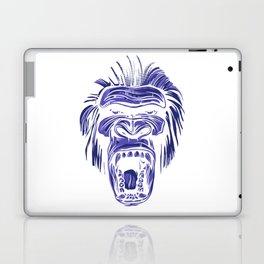 GORILLA KING KONG - Blue Laptop & iPad Skin