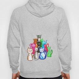 Gang of cats Hoody