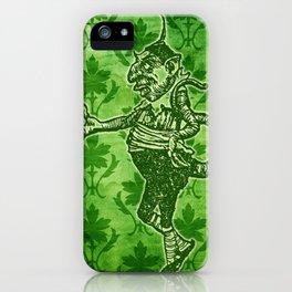Green Goblin iPhone Case