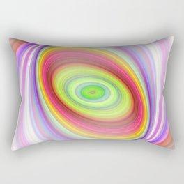Happy Winter Eye Rectangular Pillow