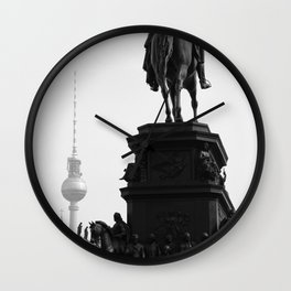 Berlin BW Wall Clock