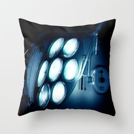 Are you ready? Then we'll begin...   #1 Throw Pillow
