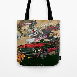 Psilopsychonaut Tote Bag