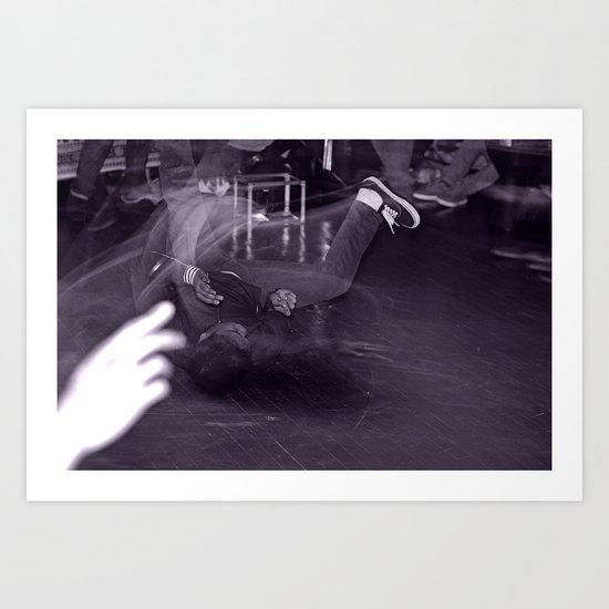 Ghost Dance Art Print
