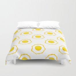 Eggs Pattern Duvet Cover