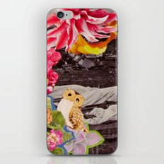 What Doesn't Kill You Makes You Stronger iPhone & iPod Skin
