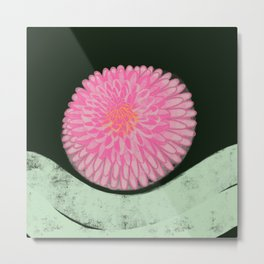 The Blossom of Peace Metal Print