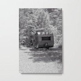 La caravane de Bob Metal Print