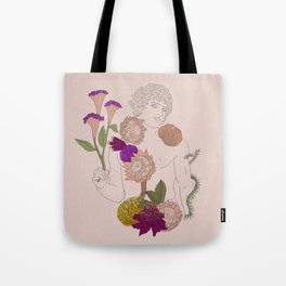 ANTINOUS Tote Bag