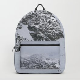 Mountains in June Backpack