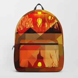 Hallow's light Backpack
