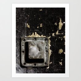 Industrial #2 Art Print