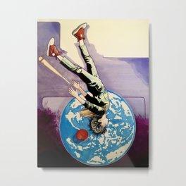 Mob Psych-Ness Metal Print