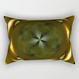 Keep Rolling Rectangular Pillow