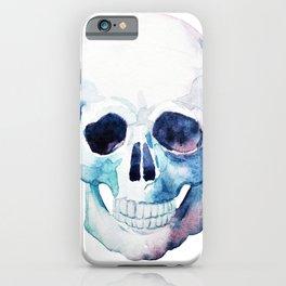 Skull 07 iPhone Case
