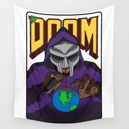 MF DOOM Wall Tapestry