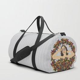Croton Wreath Duffle Bag