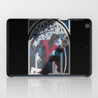 nightcrawler iPad Cases featuring Wagner's Sword by Andrew Formosa