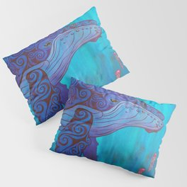 Peaceful Might Pillow Sham