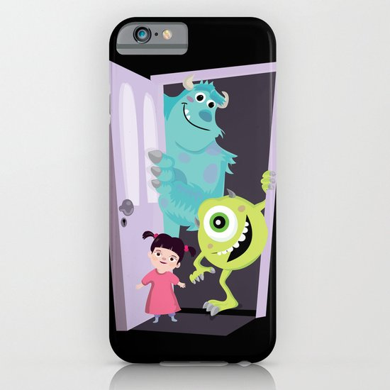 Monsters inc. iPhone & iPod Case