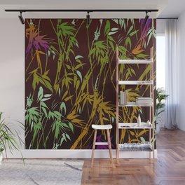 bamboo nites Wall Mural