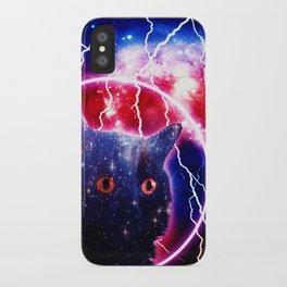 Catstronaught iPhone Case
