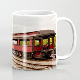 Strasburg Passenger Cars Coffee Mug