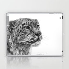Snow Leopard G095 Laptop & iPad Skin