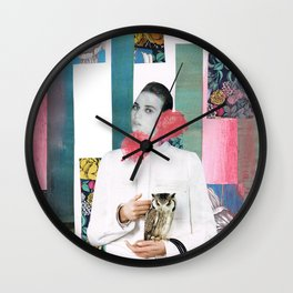 HOLLOW FACES SERIES Wall Clock
