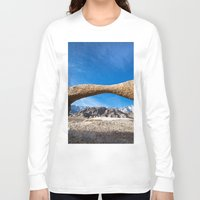 alabama Long Sleeve T-shirts featuring Alabama Arch by davehare