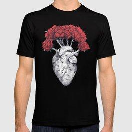 Heart cactus T-shirt