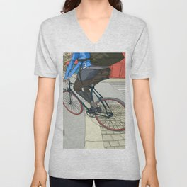 City traveller Unisex V-Neck