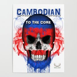 To The Core Collection: Cambodia Poster