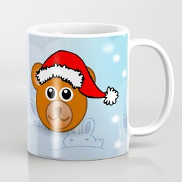 Christmas Bear Coffee Mug