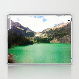 Turquoise Escape Laptop & iPad Skin