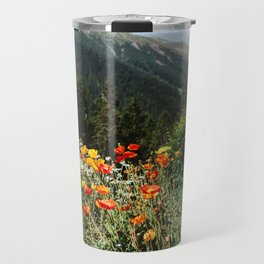 Mountain garden Travel Mug